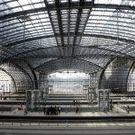 Berlin Hauptbahnhof - Lehrter Bahnhof