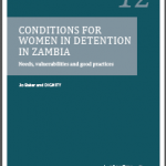 Zambia report cover